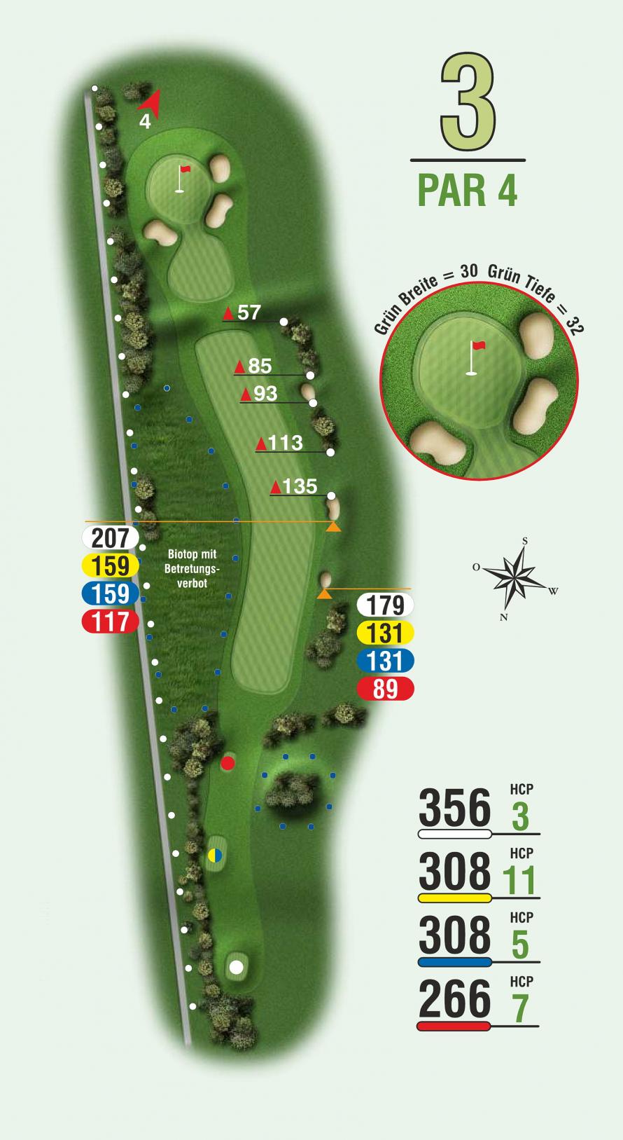 golfbahn 3 par 4 golf club sylt e v. Black Bedroom Furniture Sets. Home Design Ideas