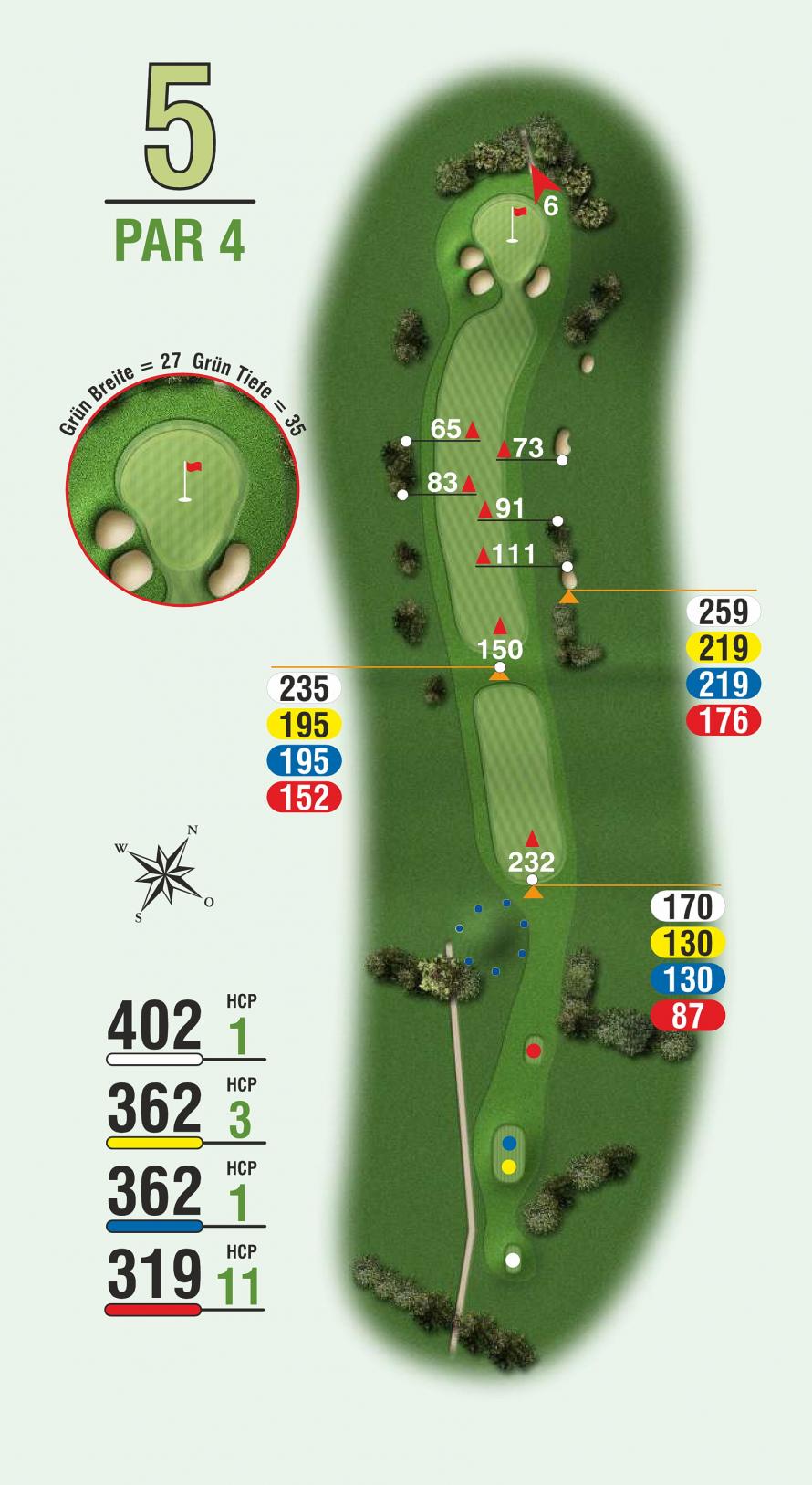 golfbahn 5 par 4 golf club sylt e v. Black Bedroom Furniture Sets. Home Design Ideas